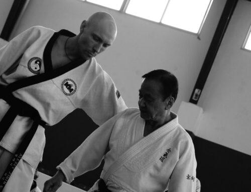 Spain Hapkido Seminar – March 2016